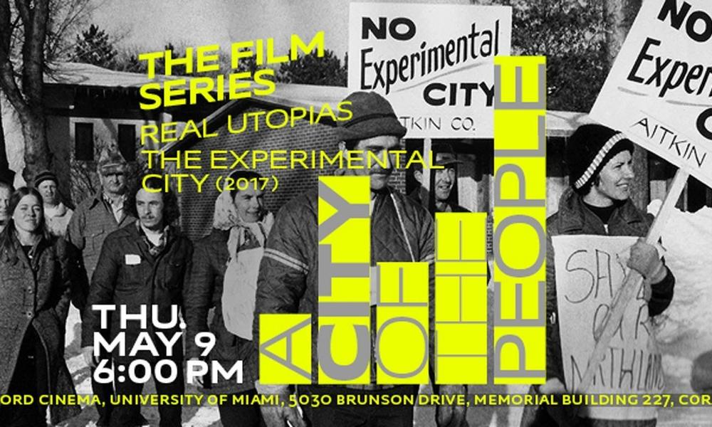 Web 05 May 09 The Experimental City