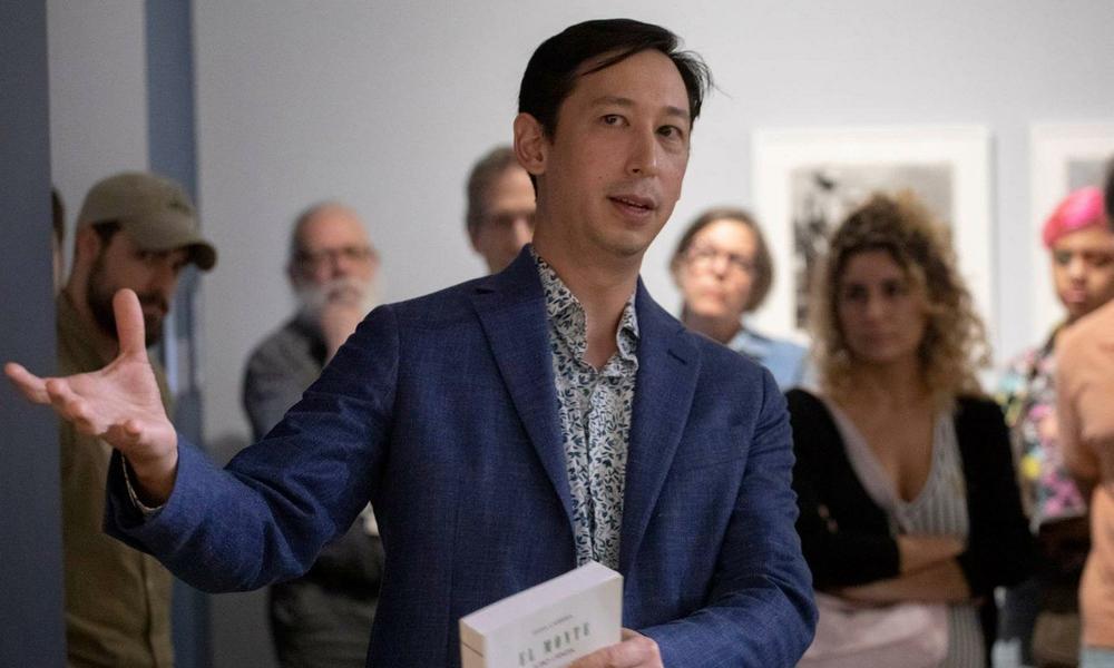 Web Martin Tsang Lecturing
