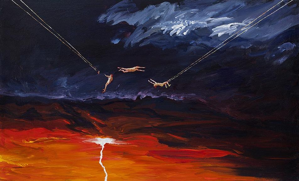 Arnold Mesches - Weather Patterns 9