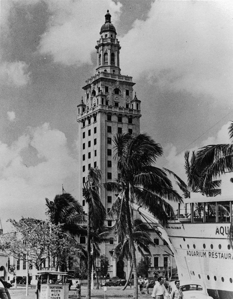 Historic View of the Freedom Tower