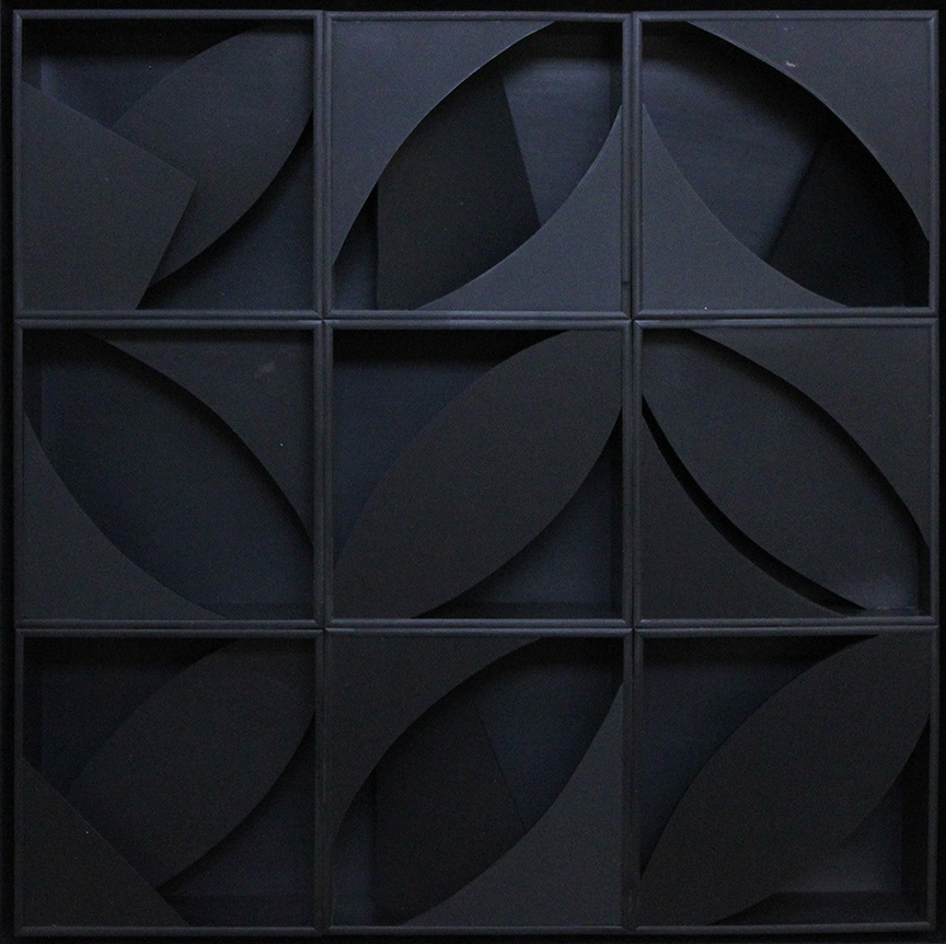 Louise Nevelson - Night Leaf