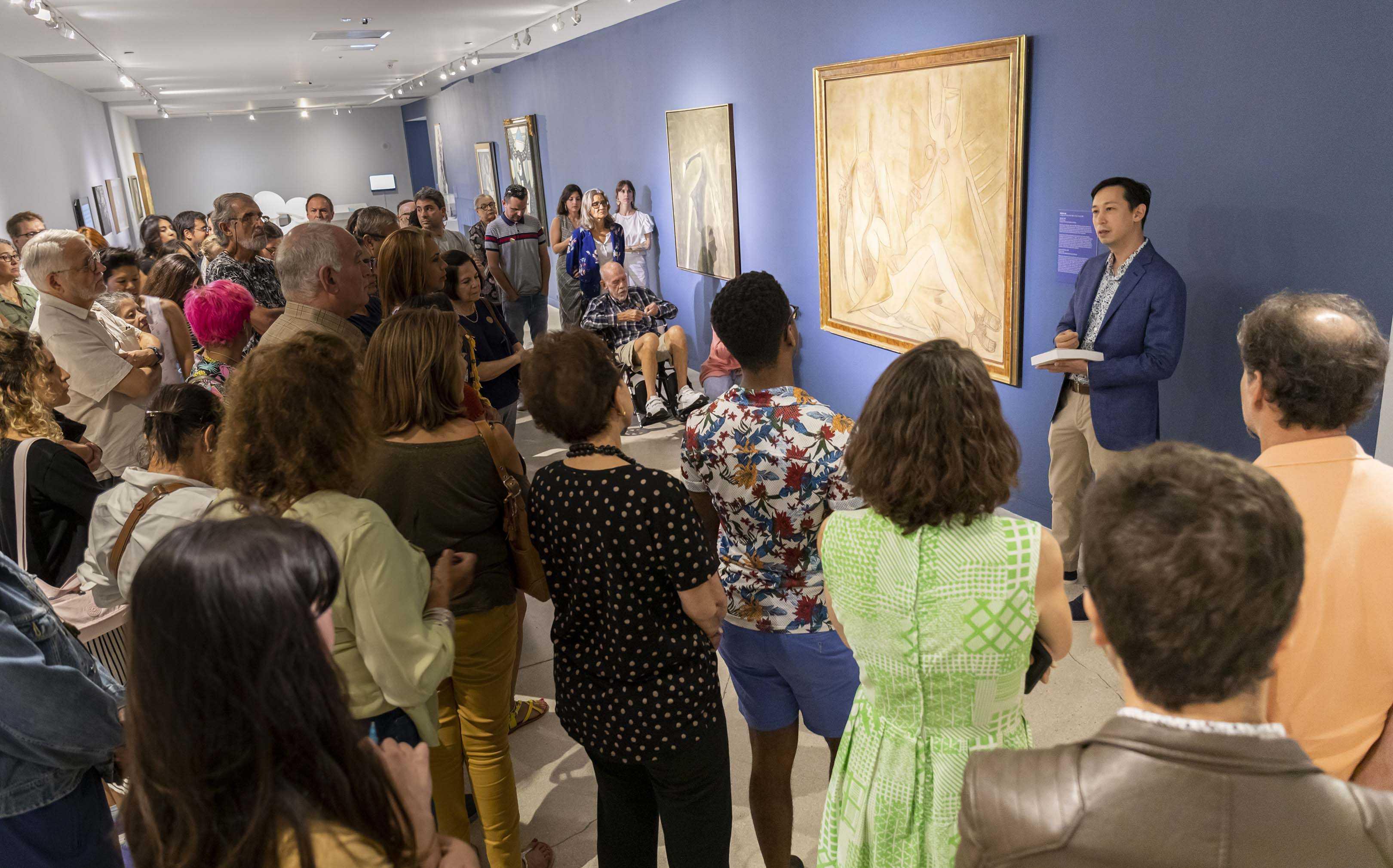 Martin Tsang Gallery Tour 1
