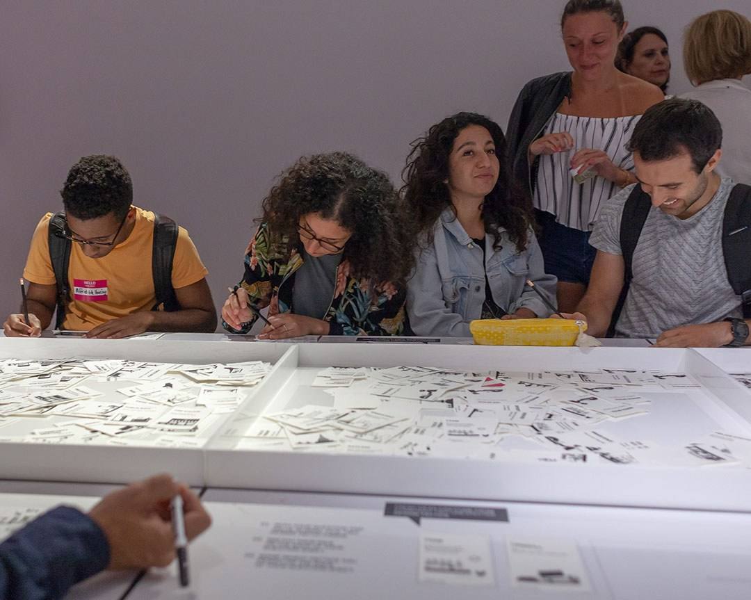 Students in the Citizen Design Lab